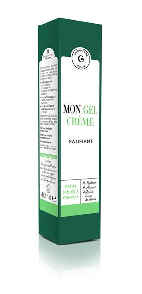 Mon gel crème matifiant